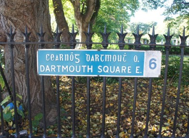 Dublin City Council buy Dartmouth Square