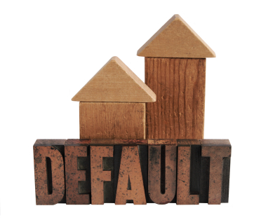 Mortgage defaults on the rise
