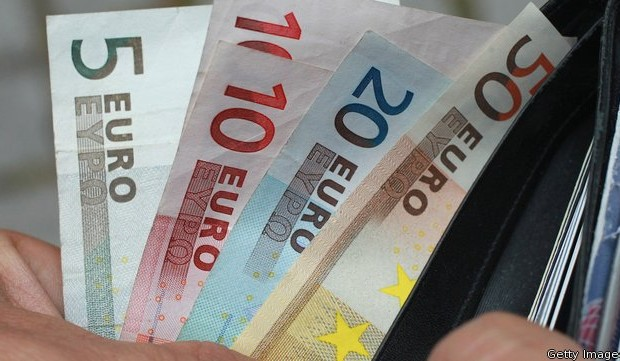 Over 1.5 million have less than €50 to spend after bills are paid