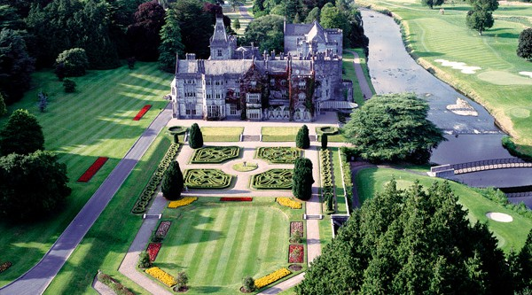 Big interest in Adare Manor