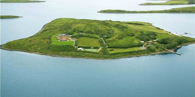 Mayo island is sold