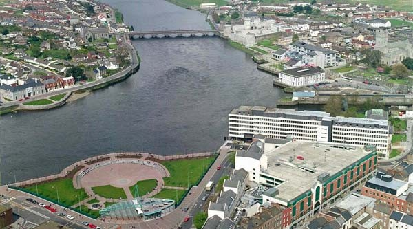 New builds in Limerick fell last year