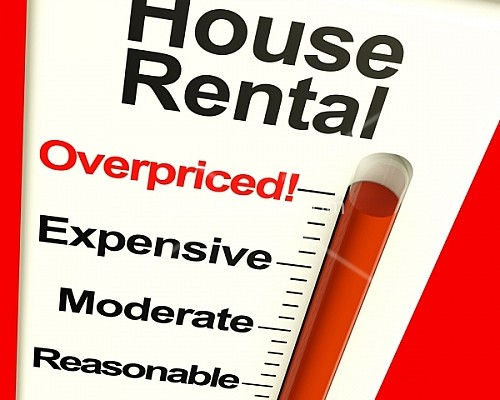Rising rental costs could cause problems