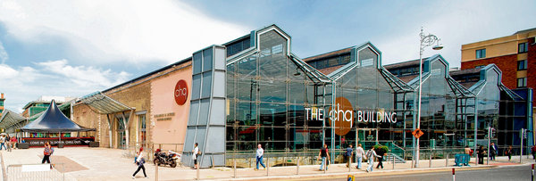 CHQ centre available for €10m