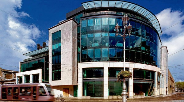 Harcourt Building has €28m guide price