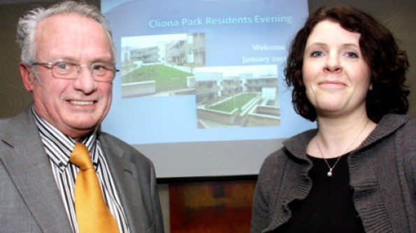 Limerick Regeneration residents to move into homes