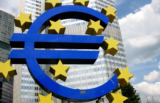 ECB rate left unchanged at 0.75%