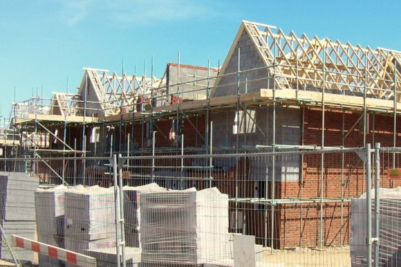 House building at record low in 2012