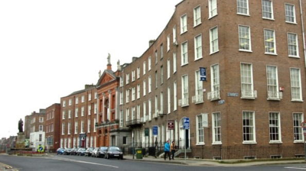 Plan drafted to save Limerick's Georgian heritage