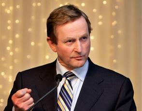 Taking property tax from bank accounts will be a last resort, insists Taoiseach