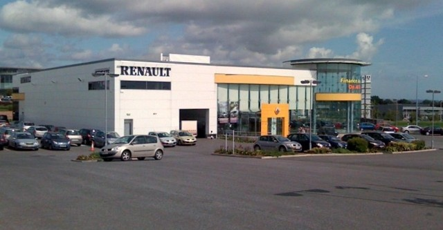 Investor pays €2.5m for Bill Cullen garage