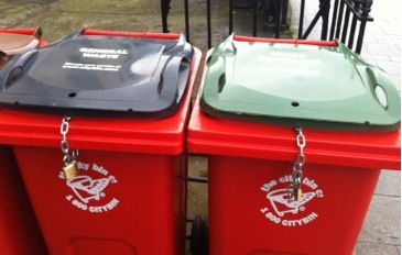Good riddance to unwanted rubbish…