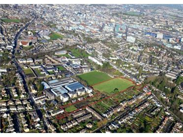 Former Nemo Rangers site goes on the market