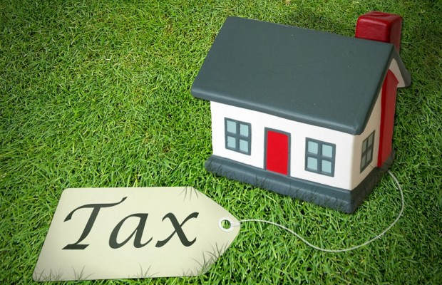 Not everyone will receive letters about property tax