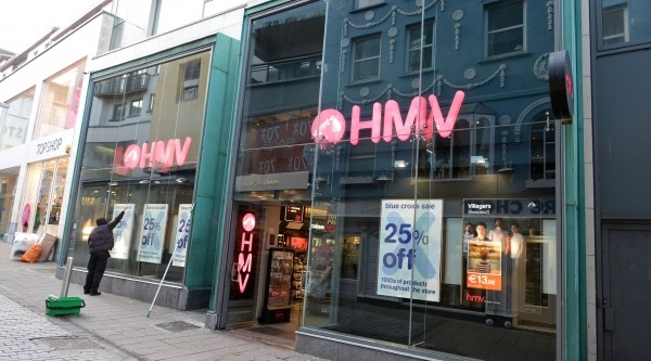 HMV to rent for €250,000