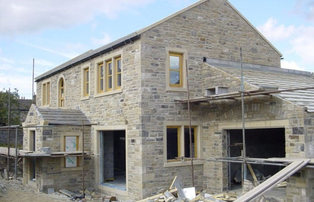 Number of new homes being built falls but may be down to weather