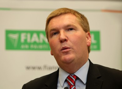 McGrath calls for bank statements on ECB rate changes