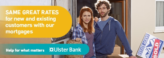 Let Ulster Bank get the right mortgage for you