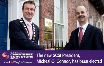 O'Connor elected new SCSI president