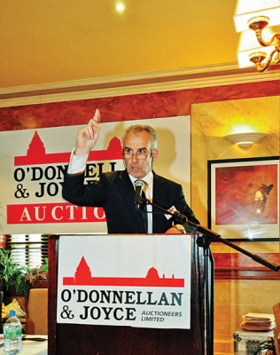 O'Donnellan & Joyce prepare for biggest ever auction tomorrow