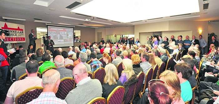 €3.6m in sales recorded at Galway auction