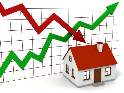 Property prices up 2.3% in the year to July but down in Dublin