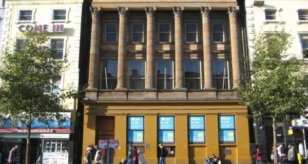Former National Irish Bank branch on O'Connell Street expected to sell soon