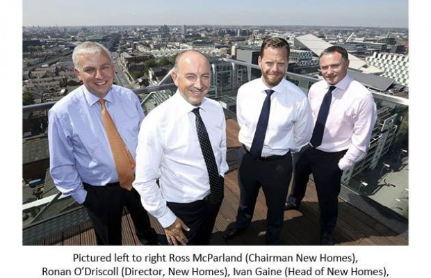 O'Driscoll appointed director of new homes at Sherry FitzGerald