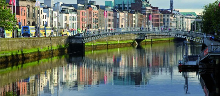 House sales in Dublin are up 23% in the first quarter of the year