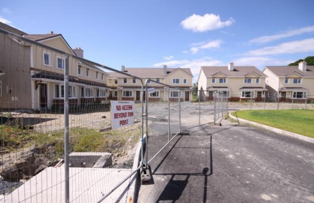 State to spend €10m on ghost estates