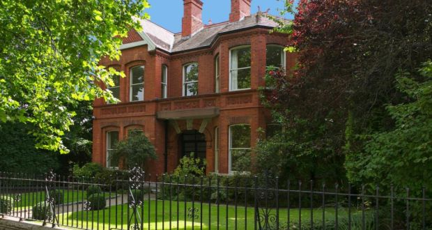 Donnybrook home sells for €4.6 million at auction