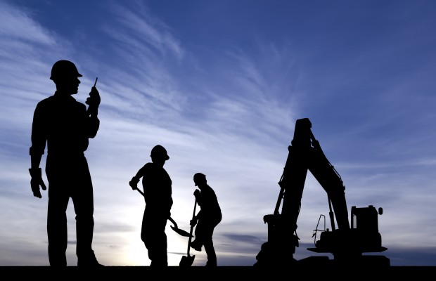 Construction industry expands in March by largest amount in over eight years