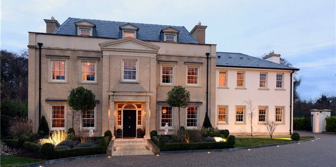 Ronan and Yvonne Keating's Malahide home up for sale