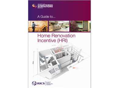 SCSI launch new guide to the Home Renovations Incentive scheme
