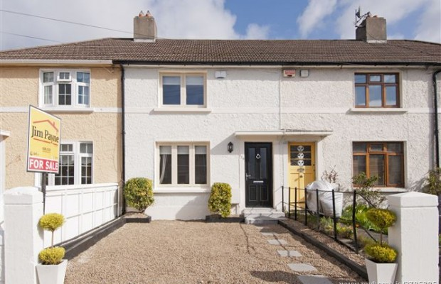 Terenure home an example of how BER can be improved