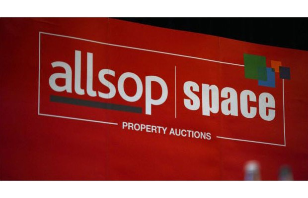 €6.85m worth of property sold at first Allsop online auction