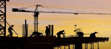 Construction activity hit a 15 month high in May