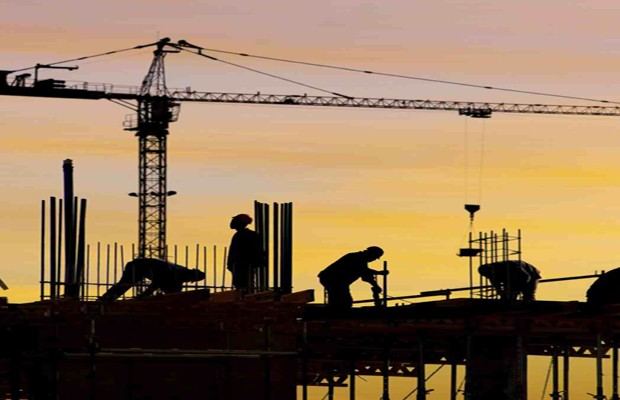 Activity in the construction sector slows in July