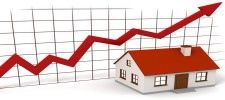 House prices rise more than 2% nationally in last three months, according to REA