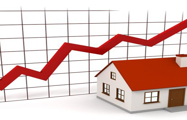 Property prices up 2.3% in August
