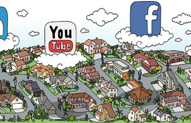 How social media can help you sell or lease your home