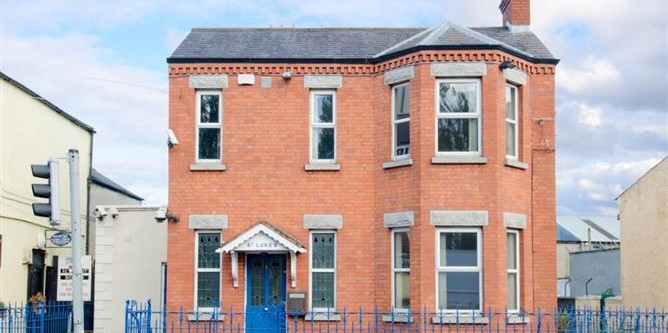 Bertie Ahern's former stronghold St Luke's up for sale
