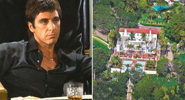 Scarface home on the market