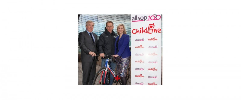 Allsop launch new charity cycle challenge
