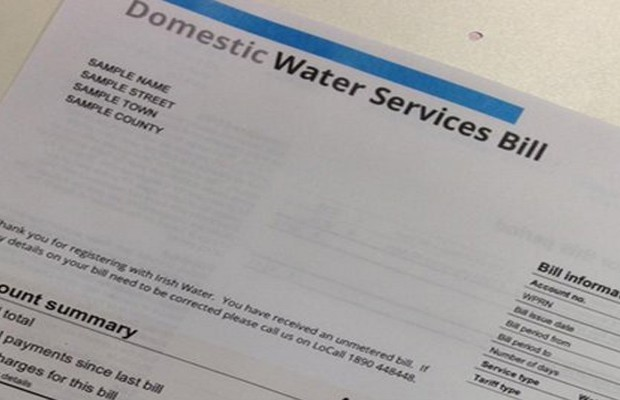 Murphy releases Irish Water payment figures