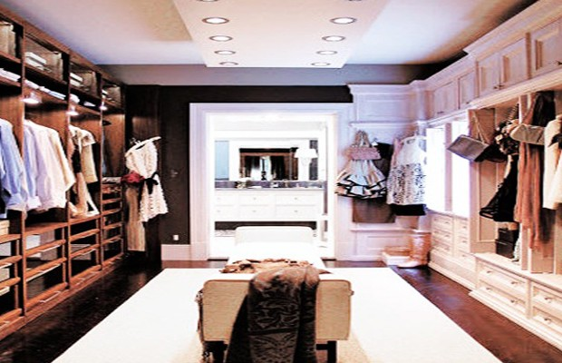 Walk in to the wardrobe of your dreams