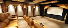 Unwind with your own home cinema
