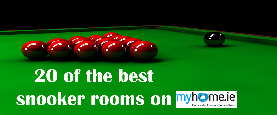 The snooker rooms cue have just got to see