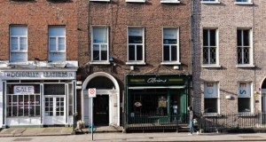 This combined lot at 10 Harcourt Street, Dublin, has a reserve range of €2.9 million-€3.1 million