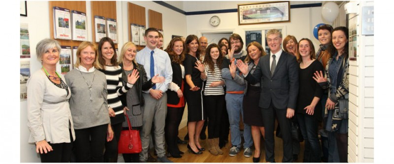 Hegarty Properties celebrate 10 years in business